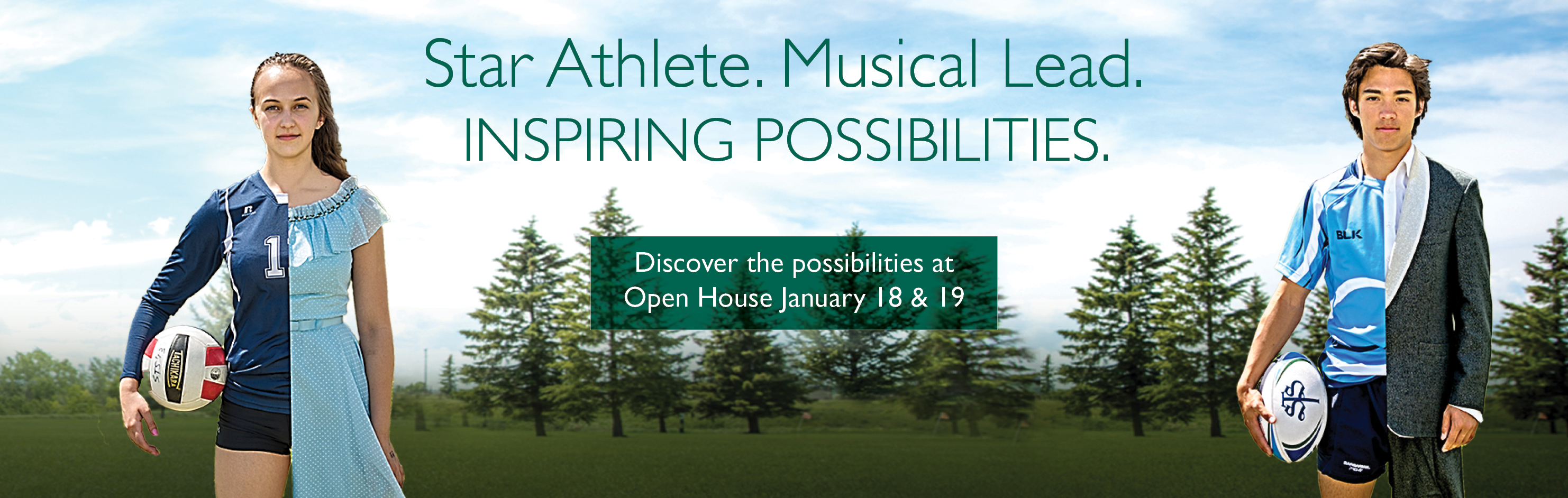 Open House at STS - January 18 and 19